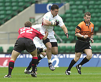 24/05/2002 (Friday).Sport -Rugby Union - London Sevens.England vs Canada.Henry Paul[Mandatory Credit, Peter Spurier/ Intersport Images].