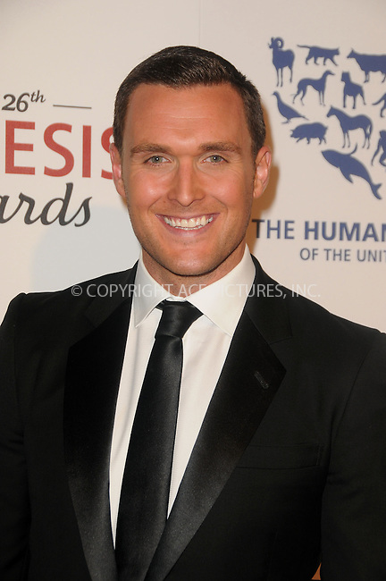 WWW.ACEPIXS.COM . . . . .  ....March 24 2012, LA....Owain Yeoman arriving at the 26th Annual Genesis Awards at The Beverly Hilton Hotel on March 24, 2012 in Beverly Hills, California. ....Please byline: PETER WEST - ACE PICTURES.... *** ***..Ace Pictures, Inc:  ..Philip Vaughan (212) 243-8787 or (646) 769 0430..e-mail: info@acepixs.com..web: http://www.acepixs.com