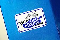 """The Chrysler Crew"" sticker"
