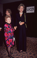 Dr. Ruth Westheimer &amp; Mrs. Henry <br />