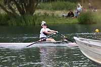 Race: 106: W Tier1 1x  Heat 2<br /> <br /> Peterborough Summer Regatta 2017 - Saturday<br /> <br /> To purchase this photo, or to see pricing information for Prints and Downloads, click the blue 'Add to Cart' button at the top-right of the page.