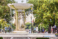 Dupont Circle Fountain Washington DC