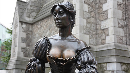 Noted Dublin-based seafood distributor Ms Molly Malone