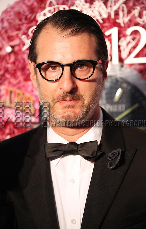 Jon Robin Baitz pictured at the 66th Annual Tony Awards held at The Beacon Theatre in New York City , New York on June 10, 2012. © Walter McBride / WM Photography