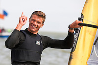 Medal races, May 25th 2013. Delta Lloyd Regatta  (21/25 May 2013). Medemblik - the Netherlands.
