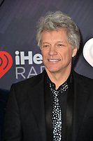 Jon Bon Jovi  at the 2018 iHeartRadio Music Awards at The Forum, Los Angeles, USA 11 March 2018<br /> Picture: Paul Smith/Featureflash/SilverHub 0208 004 5359 sales@silverhubmedia.com