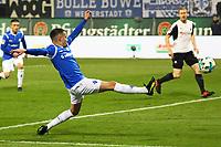 Chance fuer Jamie MacLaren (SV Darmstadt 98) - 17.11.2017: SV Darmstadt 98 vs. SV Sandhausen, Stadion am Boellenfalltor, 2. Bundesliga