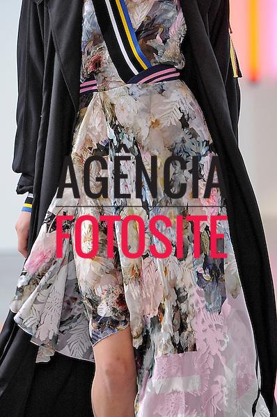 Londres, Inglaterra &sbquo;09/2014 - Desfile de Preen by Thornton Bregazzi na Semana de moda de Londres  -  Verao 2015. <br /> <br /> Foto: FOTOSITE