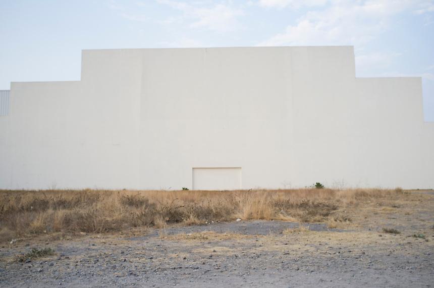 Wall in mall in Cuatla, Morelos, Mexico