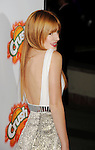 HOLLYWOOD, CA - OCTOBER 25: Bella Thorne  arrives at the Los Angeles premiere of 'Fun Size' at Paramount Studios on October 25, 2012 in Hollywood, California.