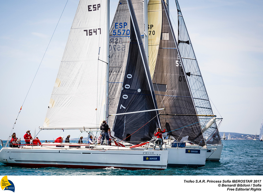 &copy; Bernard&iacute;BIBILONI / www.bernardibibiloni.com <br /> 48 Trofeo SAR Princesa Sof&iacute;a IBEROSTAR 2017, MALLORCA. <br /> From 24th march to 1st april 2017. All rights reserved.