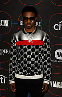 LOS ANGELES, CA - FEBRUARY 07: Roddy Ricch attends the Warner Music Pre-Grammy Party at the NoMad Hotel on February 7, 2019 in Los Angeles, California.     <br /> CAP/MPI/IS<br /> &copy;IS/MPI/Capital Pictures