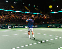 ABN AMRO World Tennis Tournament, Rotterdam, The Netherlands, 16 Februari, 2017, Tomas Berdych (CZE)<br /> Photo: Henk Koster