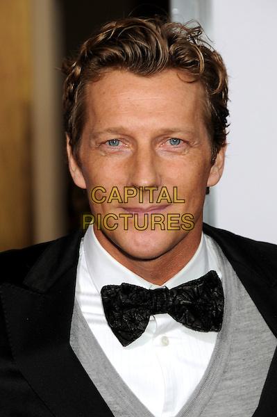 "MAGNUS SCHEVING.""The Spy Next Door"" Los Angeles Premiere held at The Grove,  Los Angeles, California, USA, .9th January 2010..portrait headshot black bow tie tuxedo tux .CAP/ADM/BP.©Byron Purvis/Admedia/Capital Pictures"