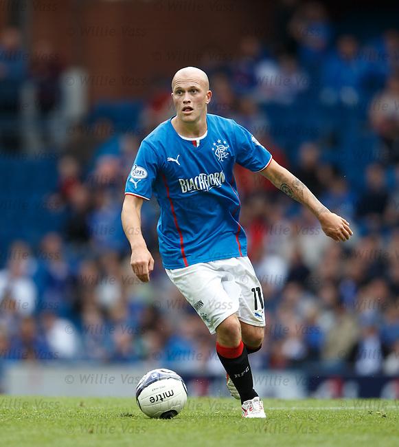Nicky Law, Rangers