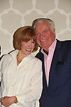 Stephanie Powers & Robert Wagner - 14th Annual Mid Atlantic Convention in Hunts Valley, Marylnad on Sept 18, 2018. (Photo by Sue Coflin/Max Photo)
