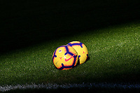 Serie A balls on the pitch before the Serie A 2018/2019 football match between AS Roma and UC Sampdoria at stadio Olimpico, Roma, November, 11, 2018 <br />  Foto Andrea Staccioli / Insidefoto