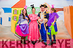 At the Rehearsals for the Panto Robinson Crusoe at West End Hall Castlegregory on Sunday were Fidelma Mansell, Aisling Van der Velde, Killian Byrnes  Mary Ciepierski