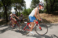 30 MAY 2009 - MADRID,ESP - Paloma Lahoz Gutierrez - Spanish Triathlon Championships (PHOTO (C) NIGEL FARROW)
