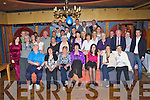Bridie McGrath Killarney seated centre who celebrated her 60th in the Killarney Avenue Hotel on Saturday night