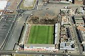 20/07/2000 Blackpool FC, Bloomfield Road demolition of the Spion Kop