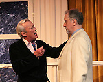 """As The World Turns Bill Tatum & David M. Mead star in Moliere's """"Tartuffe"""" from Jan. 13 to Jan 29 at the WorkShop Theatre, New York City, New York. Photos on costume were taken on January 9, 2011. (Photo by Sue Coflin/Max Photos)"""