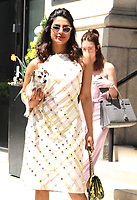 NEW YORK, NY - May 03: Priyanka Chopra at BuzzFeed promoting the new season of Quantico in New York City on May 03, 2018. Credit: RW/MediaPunch