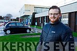Jamie Kelly, Chairman of the Kerry Branch of the Psychiatric Nurses Association