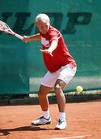 11-7-06,Scheveningen, Siemens Open, rirst round match, Torsten Popp