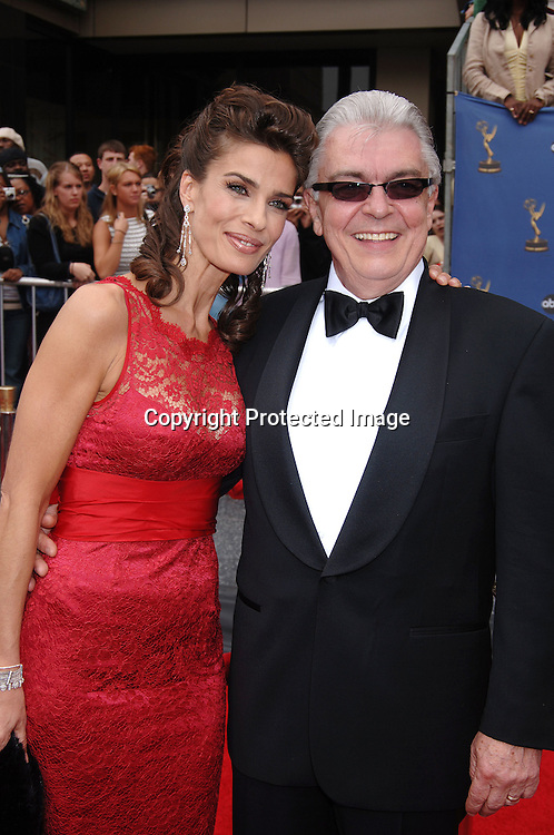 Kristian Alfonso and father Gino..arriving at The 33rd Annual Daytime Emmy Awards..on April 28, 2006 at The Kodak Theatre...Robin Platzer, Twin Images
