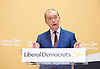 Liberal Democrat Leadership press conference. <br /> Tim Farron - outgoing leader <br /> <br /> <br /> <br /> 20th July 2017 <br /> at The St Ermin&rsquo;s Hotel, London. Great Britain <br /> &nbsp;<br /> <br /> <br /> Photograph by Elliott Franks <br /> Image licensed to Elliott Franks Photography Services