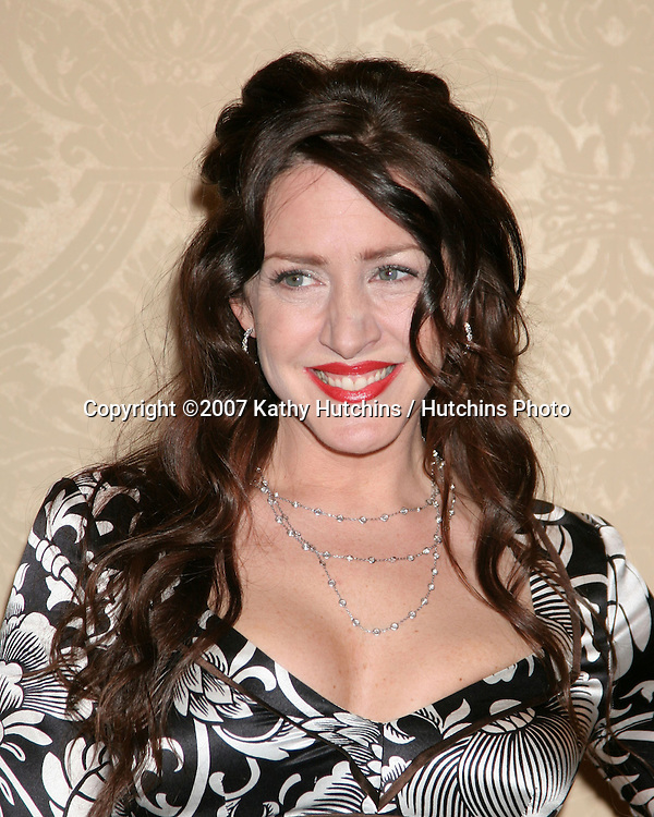 Joely Fisher.Divine Design Gala Awards Dinner 2007.Beverly Hilton Hotel.Beverly Hills, CA.November 29 2007.©2007 Kathy Hutchins / Hutchins Photo...               .