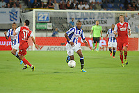 VOETBAL: HEERENVEEN, 03-08-2013, SC Heerenveen - AZ 4-2, ©foto Martin de Jong