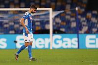 Fernando Llorente of Napoli dejection<br /> Napoli 01-12-2019 Stadio San Paolo <br /> Football Serie A 2019/2020 <br /> SSC Napoli - Bologna FC<br /> Photo Cesare Purini / Insidefoto