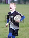 Sean Carr at the Newtown Blues GAA Academy. Photo:Shane Maguire/pressphotos.ie