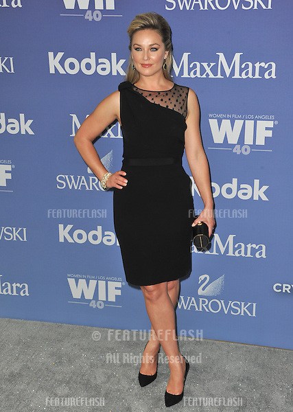 Elisabeth Rohm at the Women in Film 2013 Crystal + Lucy Awards at the Beverly Hilton Hotel.<br /> June 12, 2013  Los Angeles, CA<br /> Picture: Paul Smith / Featureflash