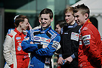 Ross Gunn & Simon Rudd - Motionsport BRDC Formula 4 Championship