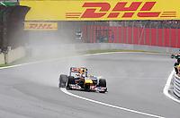 F1 GP of Brazil, Sao Paulo - Interlagos 05.- 07. Nov. 2010.Sebastian Vettel (GER), Red Bull Racing ...Picture: Hasan Bratic/Universal News And Sport (Europe) 6 November 2010.