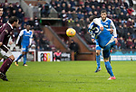 Hearts v St Johnstone&hellip;03.02.18&hellip;  Tynecastle&hellip;  SPFL<br />