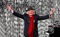 Rai &quot;il nostro ToT&ograve; &quot; spettacolo per i cinquanta anni dalla morte del principe Antonio de Curtis<br /> nella foto<br /> Teddy Reno