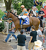 Check Point before The Obeah Stakes (gr3) at Delaware Park on 6/16/12