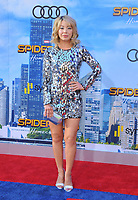 www.acepixs.com<br /> <br /> June 28 2017, LA<br /> <br /> Katherine Castro arriving at the premiere of Columbia Pictures' 'Spider-Man: Homecoming' at the TCL Chinese Theatre on June 28, 2017 in Hollywood, California.<br /> <br /> By Line: Peter West/ACE Pictures<br /> <br /> <br /> ACE Pictures Inc<br /> Tel: 6467670430<br /> Email: info@acepixs.com<br /> www.acepixs.com