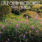 Published photography by Larry Angier..California WIldflowers 1996 Calendar cover..Browntrout Publishers