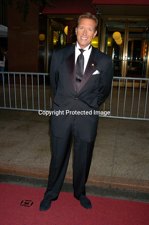 Walt Willey ..arriving at the Daytime Emmy Awards on May 21, 2004 at  at Radio City Music Hall...Photo by Robin Platzer, Twin Images