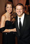 Paige and Tilman Fertitta at the Winter Ball benefiting the Houston Gulf Coast/South Texas Chapter of the Crohn's & Colitis Foudation of America at the InterContinental Hotel Saturday Jan. 23,2010.(Dave Rossman/For the Chronicle)