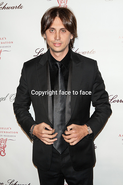 NEW YORK, NY - OCTOBER 29, 2013: Jonathan Cheban attends Angel Ball 2013 at Cipriani Wall Street on October 29, 2013 in New York City. <br /> Credit: MediaPunch/face to face<br /> - Germany, Austria, Switzerland, Eastern Europe, Australia, UK, USA, Taiwan, Singapore, China, Malaysia, Thailand, Sweden, Estonia, Latvia and Lithuania rights only -