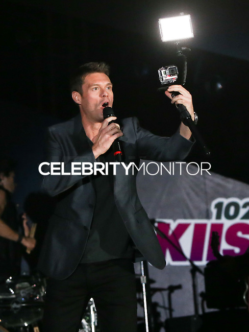 CARSON, CA, USA - MAY 10: Ryan Seacrest at 102.7 KIIS FM's 2014 Wango Tango at StubHub Center on May 10, 2014 in Carson, California, United States. (Photo by Xavier Collin/Celebrity Monitor)