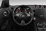 Car pictures of steering wheel view of a 2019 Nissan 370Z-Coupe 7A/T 0 Door Coupe Steering Wheel