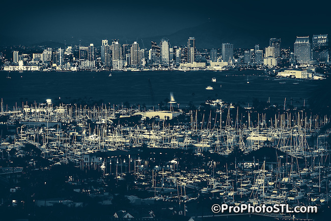 City of San Diego in California