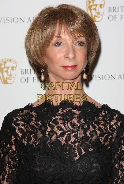 HELEN WORTH .British Academy Television Craft Awards at the Hilton, Park Lane, London, England, UK, May 23rd 2010.BAFTA portrait headshot black lace .CAP/ROS.©Steve Ross/Capital Pictures